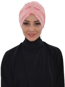 Agnes Gammelrosa Bomull Turban Cancer Krebs Ayse Turban 320607-1