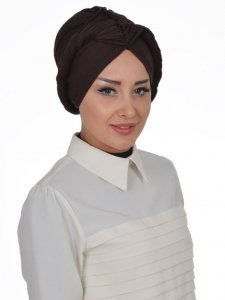 Amy Brown Cotton Turban Ayse Turban Tasarim 32000a