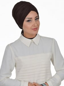 Amy Brown Cotton Turban Ayse Turban Tasarim 32000b