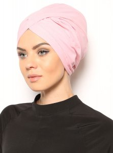 Asli Gammelrosa Turban Vera Bone Modest Fashion 120056a
