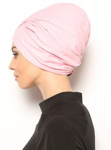 Asli Gammelrosa Turban Vera Bone Modest Fashion 120056b