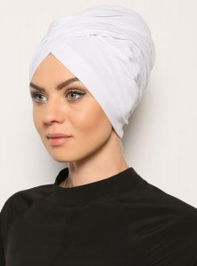 Asli Vit Turban Vera Bone Modest Fashion 120054a