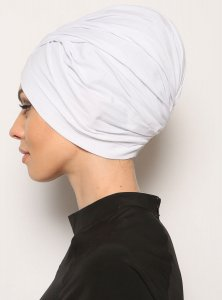 Asli Vit Turban Vera Bone Modest Fashion 120054b