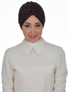 Astrid Brun Bomull Turban Cancer Krebs Ayse Turban 320405-1