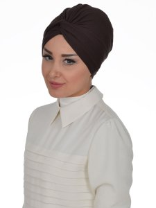 Astrid Brun Bomull Turban Cancer Krebs Ayse Turban 320405-2