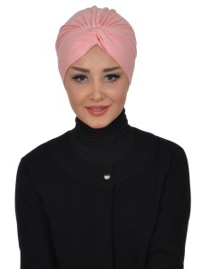 Astrid Gammelrosa Bomull Turban Cancer Krebs Ayse Turban 320407-1