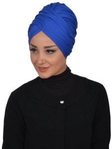 Fiona Blue Turban Ayse Turban Modest Fashion Online 329312b