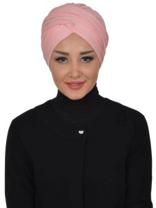 Fiona Dusty Pink Turban Ayse Turban Modest Fashion Online 329311a