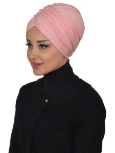 Fiona Dusty Pink Turban Ayse Turban Modest Fashion Online 329311b