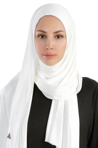 Hanfendy Creme Practical One Piece Hijab 201705-1