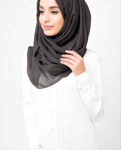 InEssence Turkish Coffee Viscose Hijab 5H13a