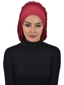 Isabella Bordeaux Bomull Turban Ayse Turban Cancer Krebs 322503-1