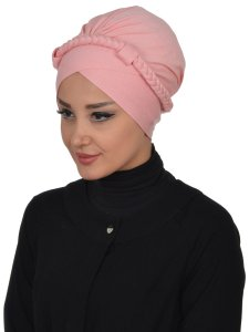 Olivia Gammelrosa Bomull Turban Cancer Krebs Ayse Turban 321007-2