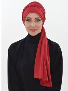 Rebecca Bordeaux Cotton Turban Ayse Turban 322305a