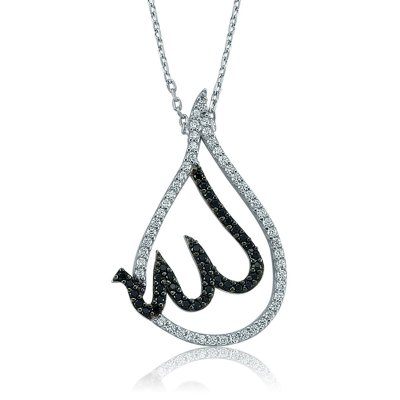 Sterling Silver 925 Halsband - Droppe - Ayisah.com 22.009